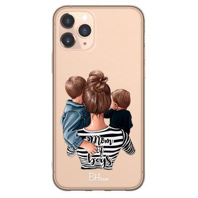 Mom of Boys Kryt iPhone 11 Pro