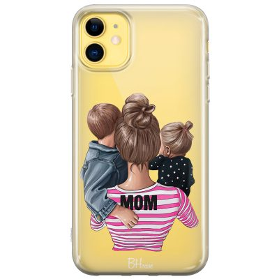Mom Of Girl And Boy Kryt iPhone 11
