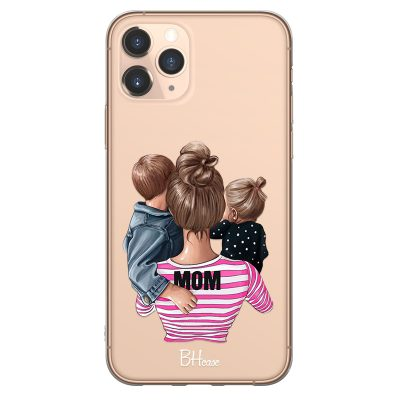 Mom Of Girl And Boy Kryt iPhone 11 Pro