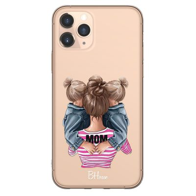 Mom Of Girl Twins Kryt iPhone 11 Pro Max