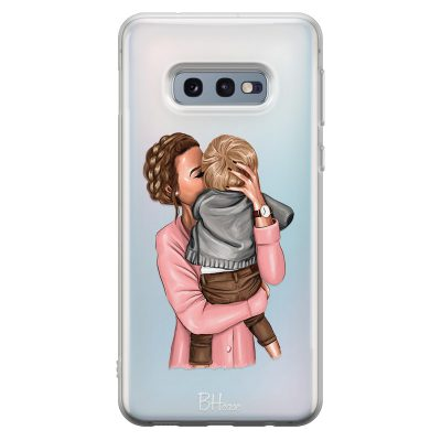 Mom With Baby Kryt Samsung S10e
