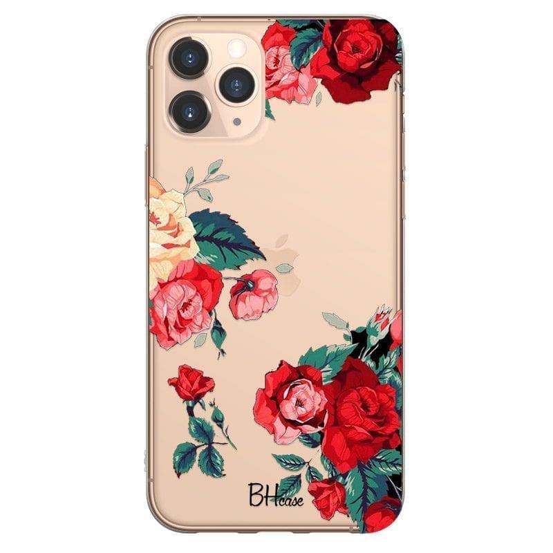 Roses Kryt iPhone 11 Pro
