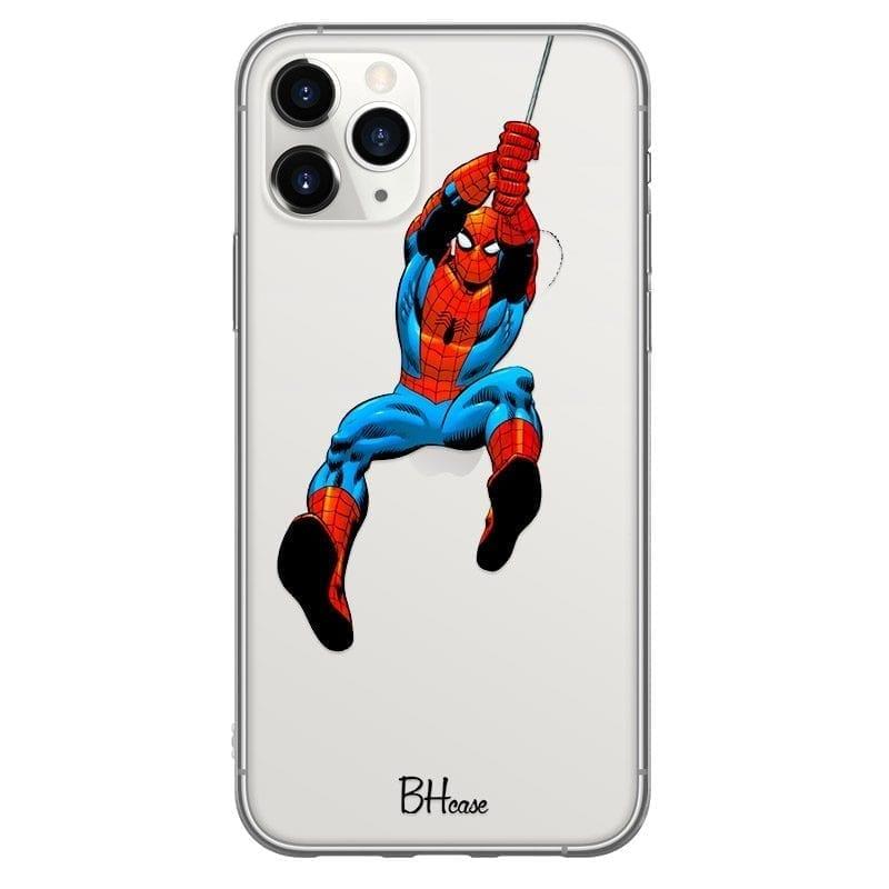 Spiderman Kryt iPhone 11 Pro