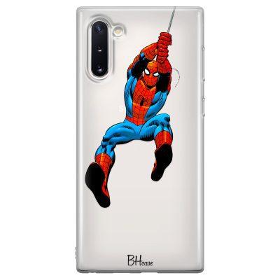 Spiderman Kryt Samsung Note 10