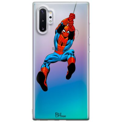 Spiderman Kryt Samsung Note 10 Plus
