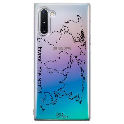 Travel The World Kryt Samsung Note 10