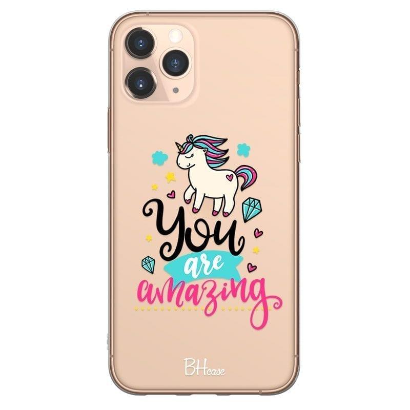 You Are Amazing Unicorn Kryt iPhone 11 Pro