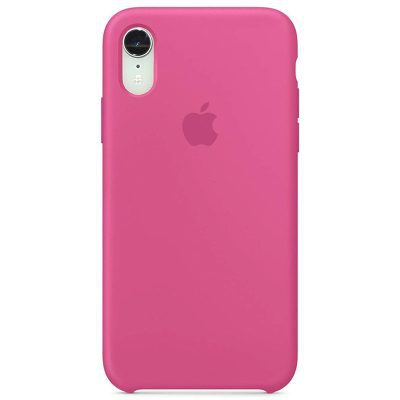 Apple Dragon Fruit Silicone Kryt iPhone XR
