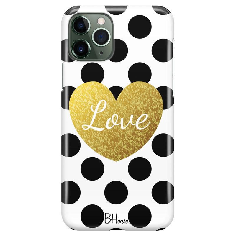 Love Dots Kryt iPhone 11 Pro