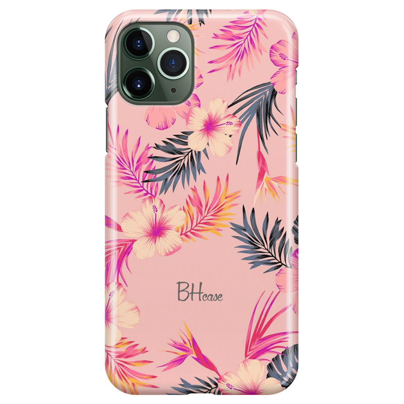 Tropical Pink Kryt iPhone 11 Pro