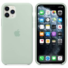 Apple Beryl Silicone Kryt iPhone 11 Pro