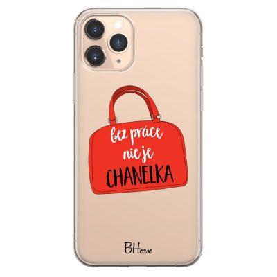 Bez Práce Nie Je Chanelka Kryt iPhone 11 Pro Max