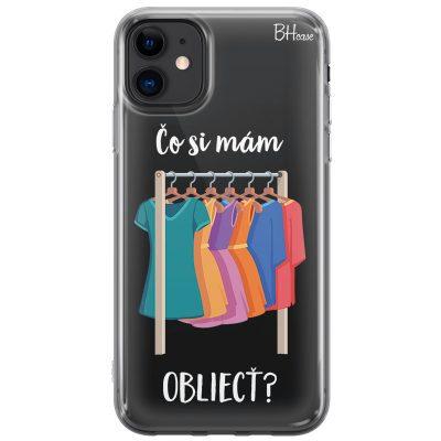 Čo Si Mám Obliecť Kryt iPhone 11