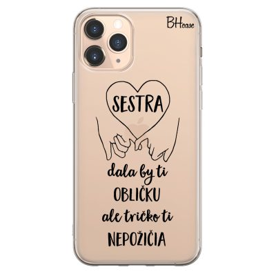 Sestra Kryt iPhone 11 Pro Max