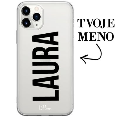 Kryt s veľkým menom pre iPhone 11 Pro Max