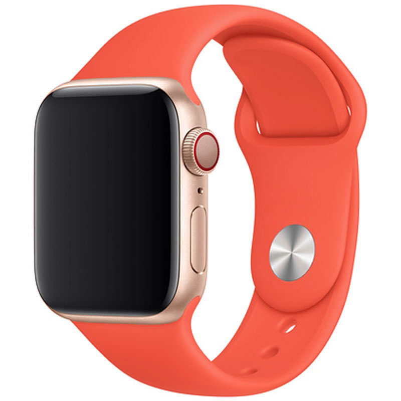 Silikónový Náramok Apple Watch 42/44mm Apricot Large