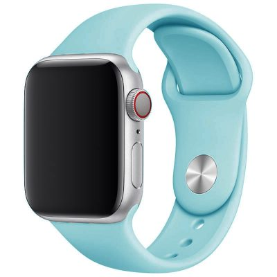 Silikónový Náramok Apple Watch 42/44mm Sky Blue Large
