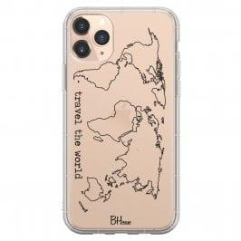 Travel The World Kryt iPhone 11 Pro