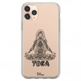 Yoga Meditation Kryt iPhone 11 Pro