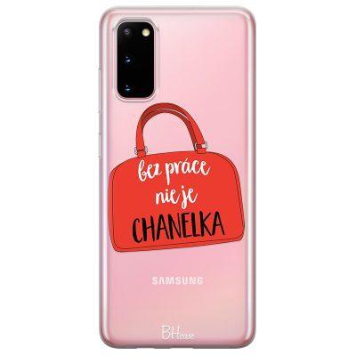 Bez Práce Nie Je Chanelka Kryt Samsung S20