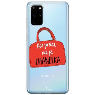 Bez Práce Nie Je Chanelka Kryt Samsung S20 Plus