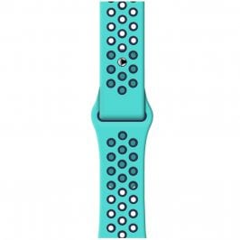 Sport Náramok Apple Watch 38/40mm Green/Blue Large