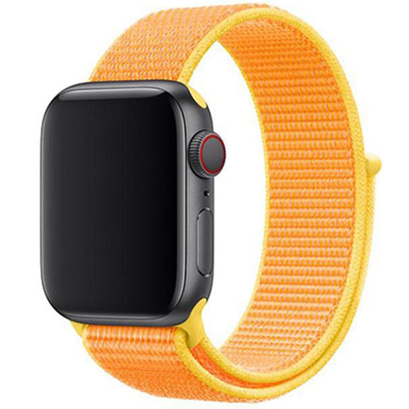 Nylonový Náramok Apple Watch 42/44mm Canary Yellow
