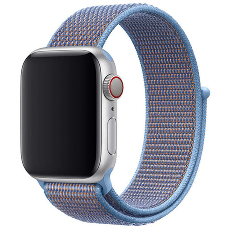 Nylonový Náramok Apple Watch 42/44mm Cerulean