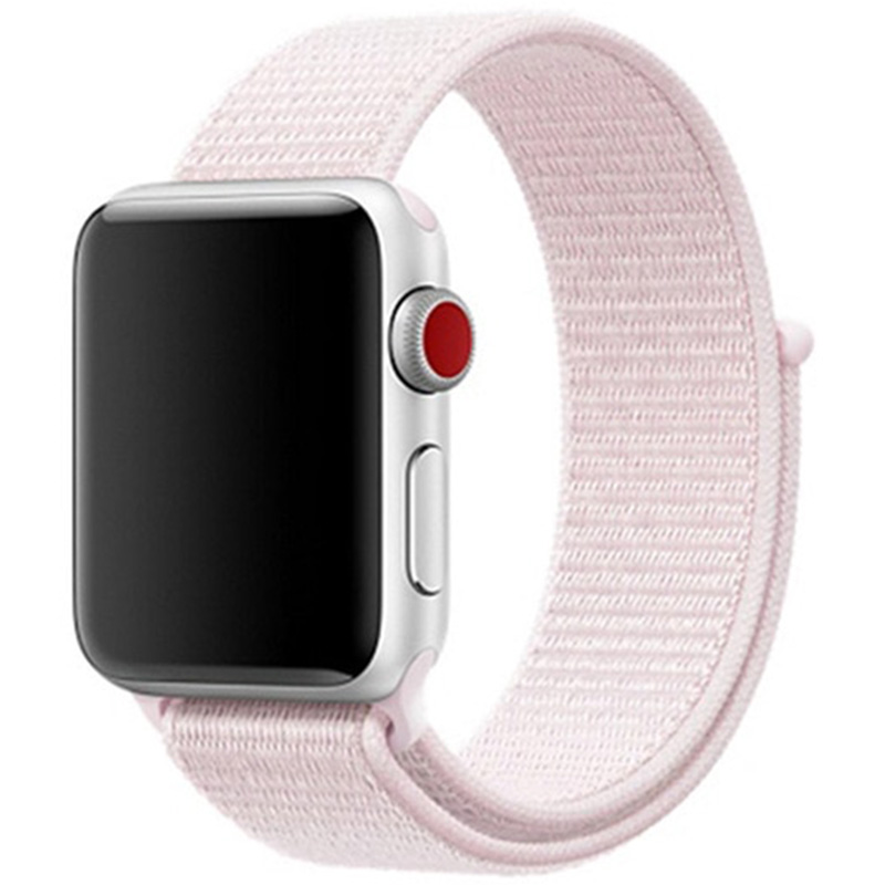Nylonový Náramok Apple Watch 42/44mm Pearl Pink