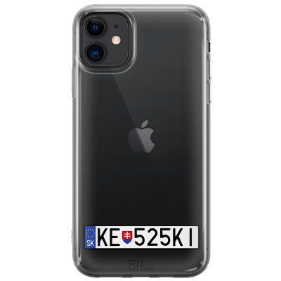EČV Auto Kryt iPhone 11