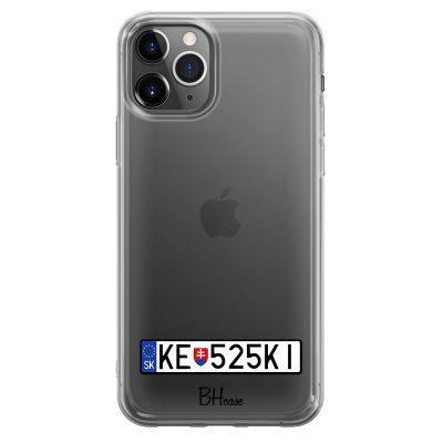 EČV Auto Kryt iPhone 11 Pro Max