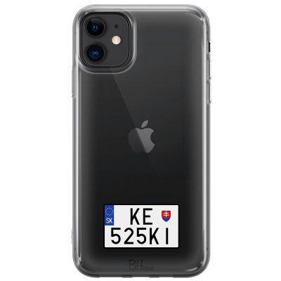 EČV Motorka Kryt iPhone 11