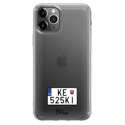 EČV Motorka Kryt iPhone 11 Pro Max