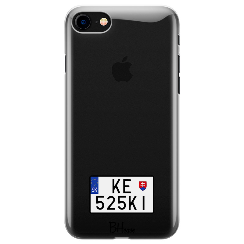 EČV Motorka Kryt iPhone 8/7/SE 2 2020