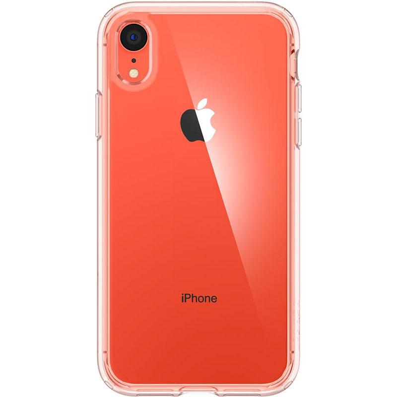 Spigen Ultra Hybrid Crystal Clear Kryt iPhone XR