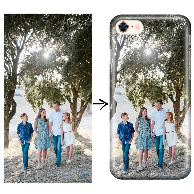 Kryt s vlastnou fotkou pre iPhone 8/7/SE 2 2020