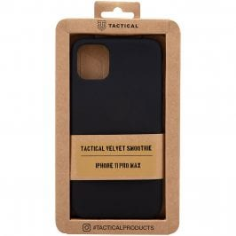 Tactical Velvet Smoothie Asphalt Kryt iPhone 11 Pro Max