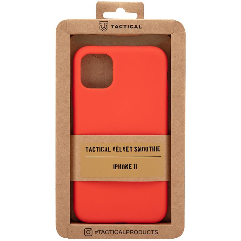 Tactical Velvet Smoothie Chilli Kryt iPhone 11