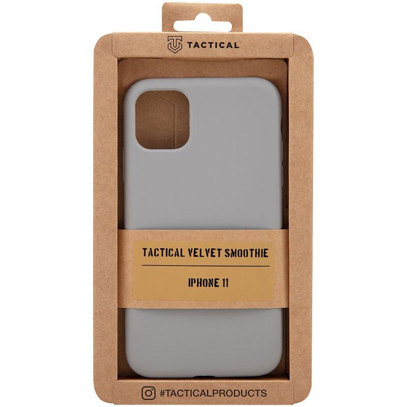 Tactical Velvet Smoothie Foggy Kryt iPhone 11