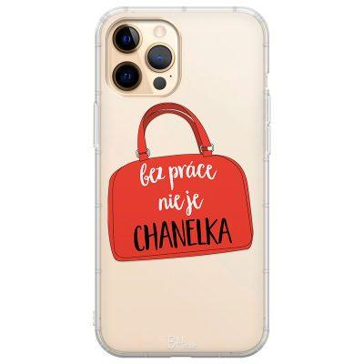 Bez Práce Nie Je Chanelka Kryt iPhone 12 Pro Max