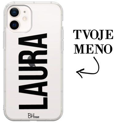 Kryt s veľkým menom pre iPhone 12 Mini
