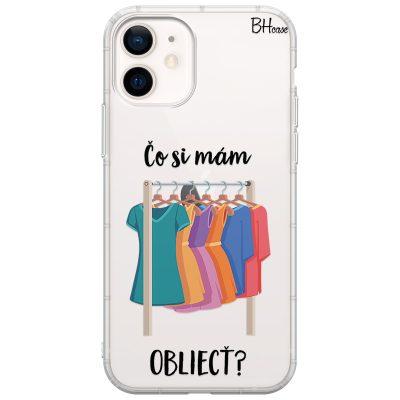 Čo Si Mám Obliecť Kryt iPhone 12 Mini