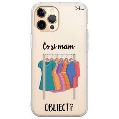 Čo Si Mám Obliecť Kryt iPhone 12 Pro Max