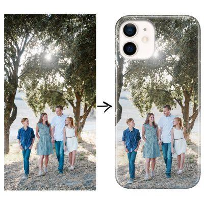 Kryt s vlastnou fotkou pre iPhone 12 Mini