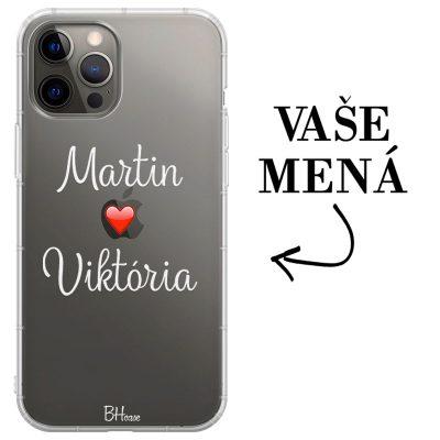 Kryt s dvojitým menom pre iPhone 12 Pro Max