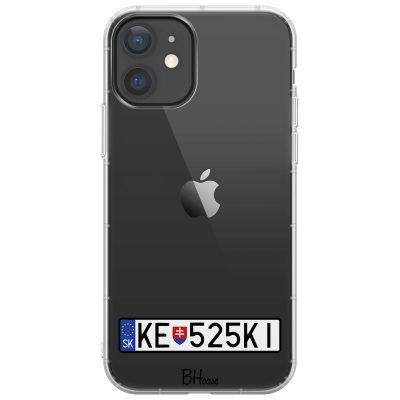 EČV Auto Kryt iPhone 12 Mini