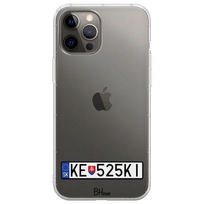 EČV Auto Kryt iPhone 12 Pro Max
