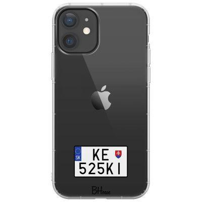 EČV Motorka Kryt iPhone 12 Mini