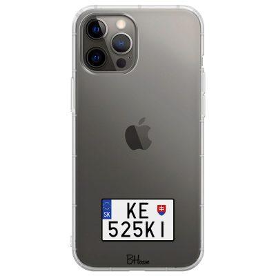 EČV Motorka Kryt iPhone 12 Pro Max