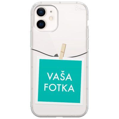 Kryt s fotkou v rámčeku pre iPhone 12 Mini